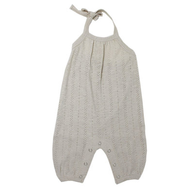 L'OVED BABY L'oved Baby Pointelle Romper