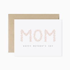 EVERMORE PAPER CO Happy Mother's Day Floral Card