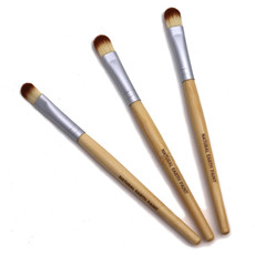 Natural Earth Paint Natural Paint Brushes - Set of 3