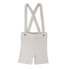 L'OVED BABY L'oved Baby Suspender Shorts