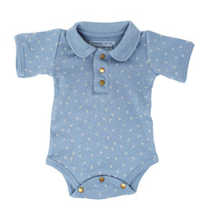L'OVED BABY L'oved Baby Polo Bodysuit