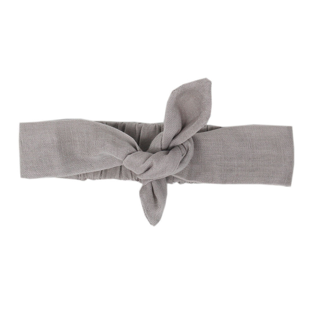 L'OVED BABY L'oved Baby Organic Muslin Tie Headband