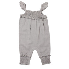 L'OVED BABY L'oved Baby Organic Muslin Sleeveless Romper