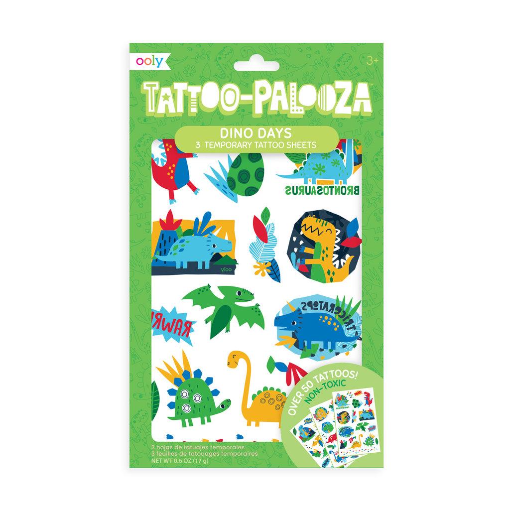 OOLY OOLY Tattoo Palooza