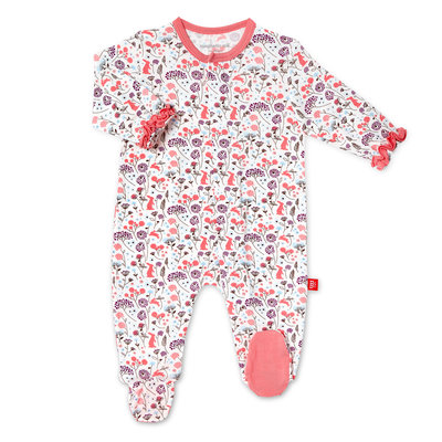 MAGNETIC ME Magnetic Me Beatrix Floral Footie