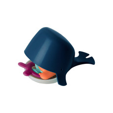 BOON, INC. CHOMP Hungry Whale Bath Toy