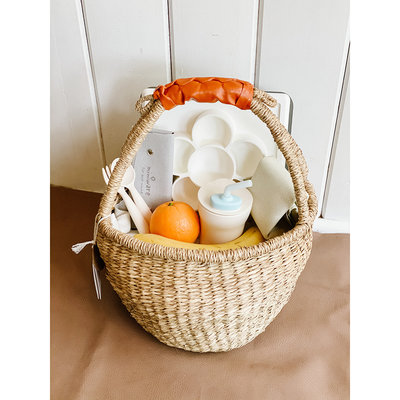 Tot Mealtime Easter Basket