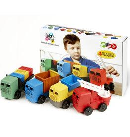 Luke's Toy Factory Luke's Toy Factory Educational 4 Pack