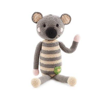 Pebble Pebble Koala Bear Rattle