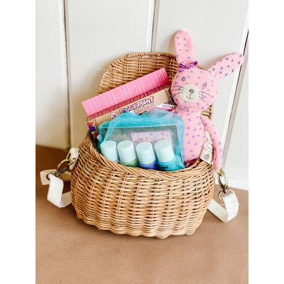 Little Girl Easter Backpack