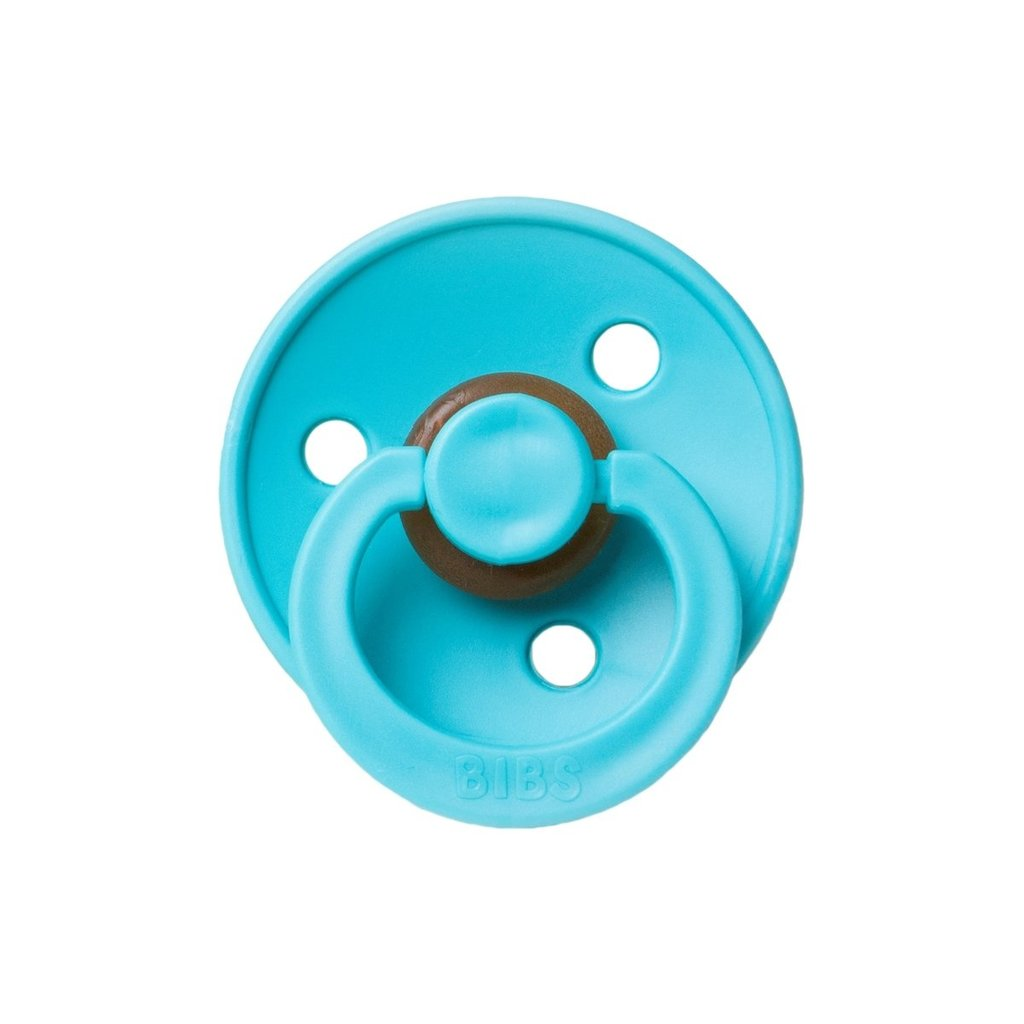 Mushie Mushie Bibs Pacifier - Size 1: 0-6 months
