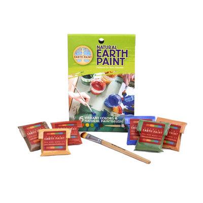 Natural Earth Paint Petite Natural Earth Paint Kit