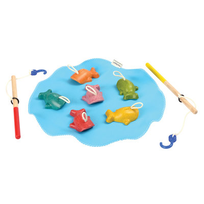 PLAN TOYS Plan Toys Fishing Game