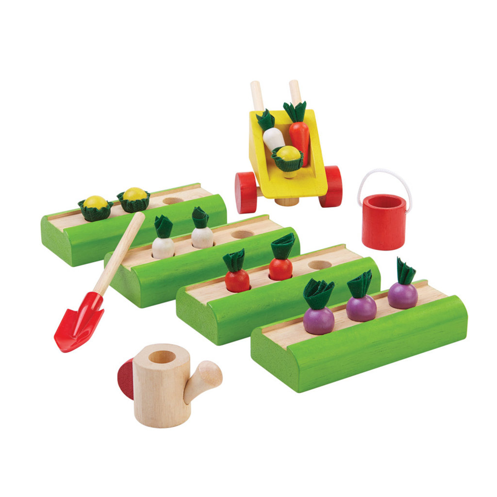 PLAN TOYS Plan Toys Vegetable Garden