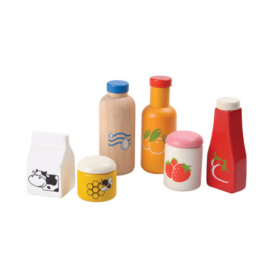 PLAN TOYS Plan Toys Food And Beverage Set