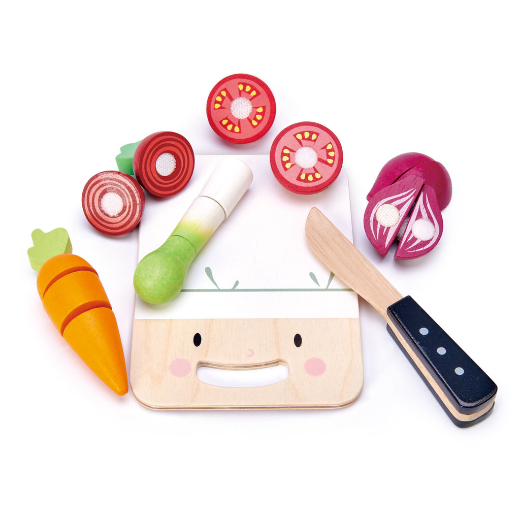 TENDER LEAF TOYS Tender Leaf Mini Chef Chopping Board
