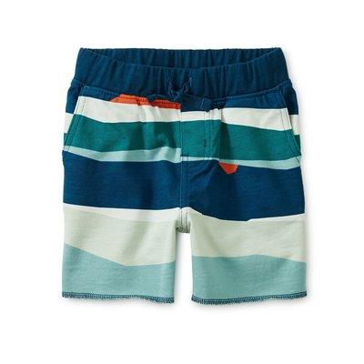 TEA COLLECTION Tea Ocean Waves Cruiser Baby Shorts