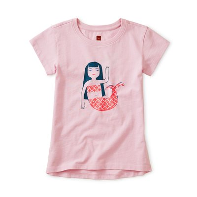 TEA COLLECTION Tea Mermaid Graphic Tee