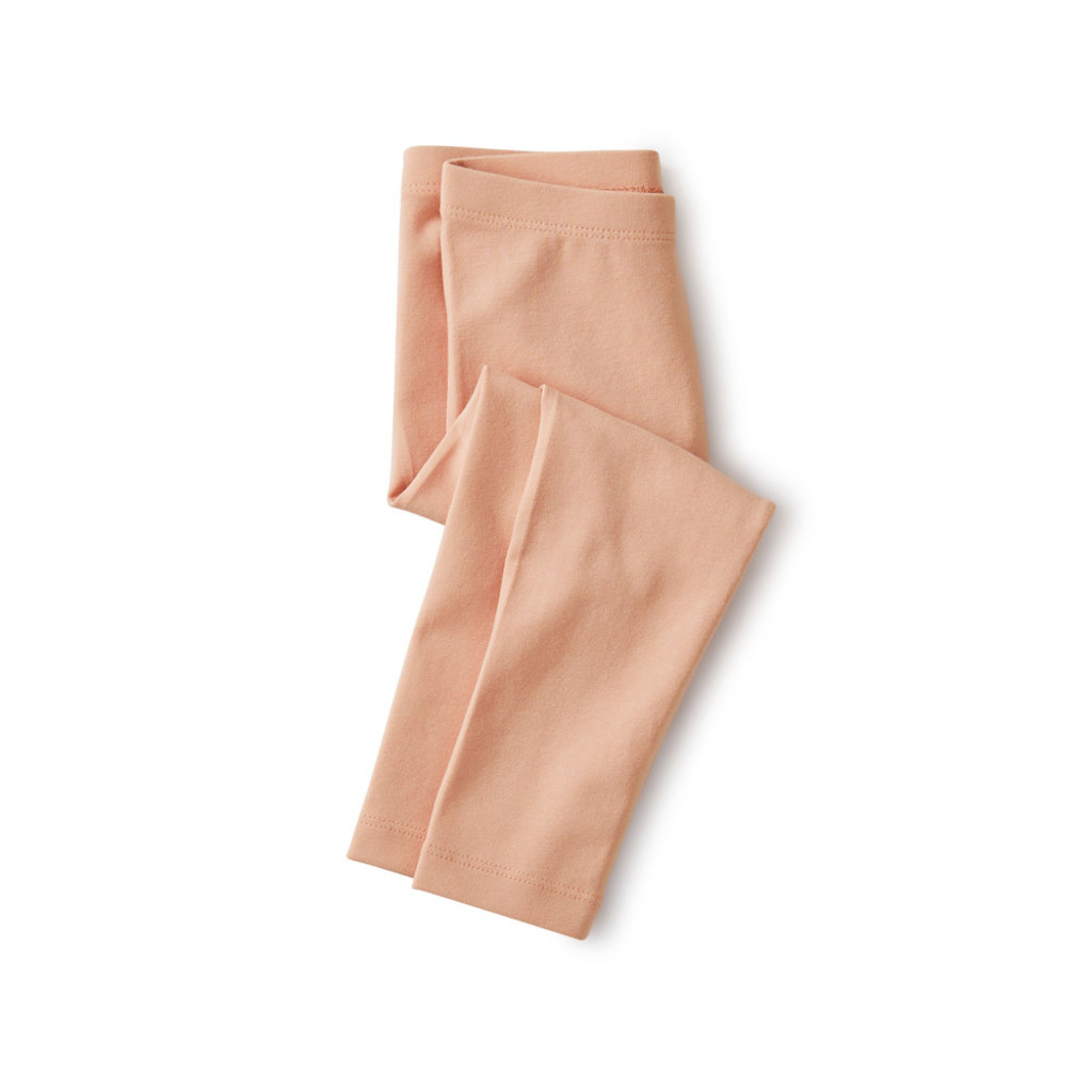 TEA COLLECTION Tea Dusty Coral Baby Leggings