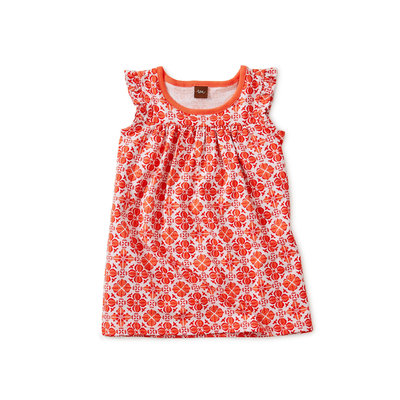 TEA COLLECTION Tea Mediterranean Mighty Mini Baby Dress