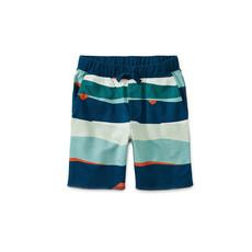 TEA COLLECTION Tea Ocean Waves Cruiser Shorts