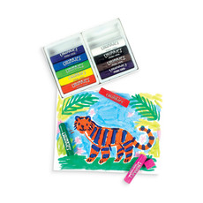 OOLY OOLY Chunkies Paint Sticks - Set of 12