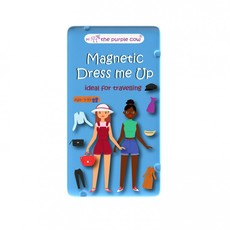The Purple Cow Magnetic Dress Me Up