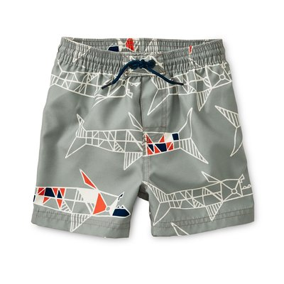 TEA COLLECTION Baby Swim Trunks - Baby Shark