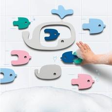 QUUT BATH PUZZLE, Whales