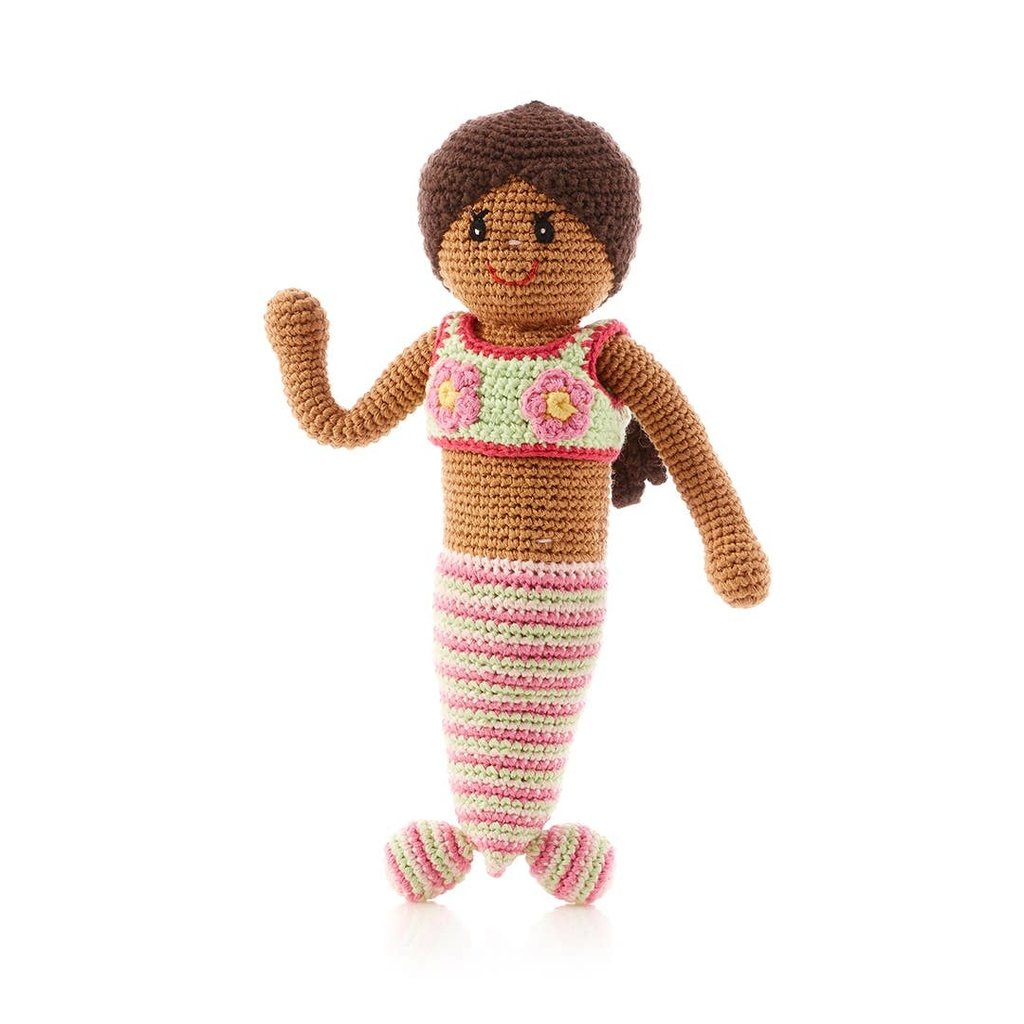 Pebble Pink Storytime Mermaid