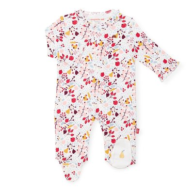 MAGNETIC ME Pom Pom Organic Cotton Magnetic Footie