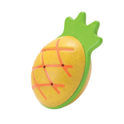 PLAN TOYS Pineapple Maraca