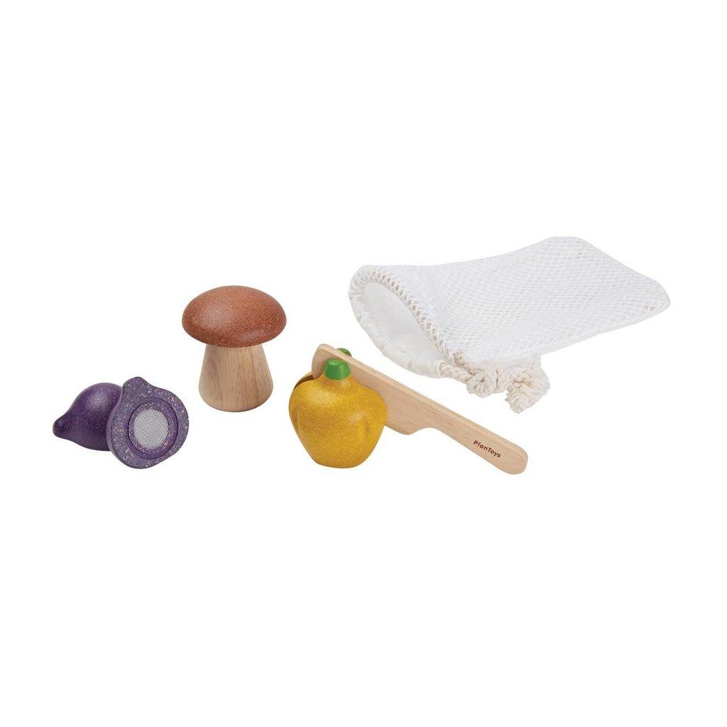 PLAN TOYS Plan Toys Veggie Set