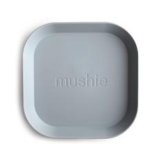 Mushie Mushie Square Plate Set