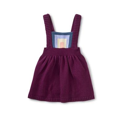 TEA COLLECTION Loganberry  Sweater Jumper Dress