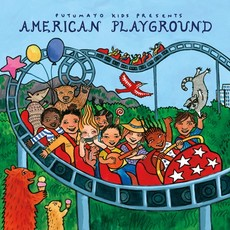 PUTUMAYO Putumayo American Playground CD