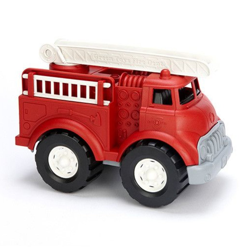 GREEN TOYS Green Toys Fire Truck