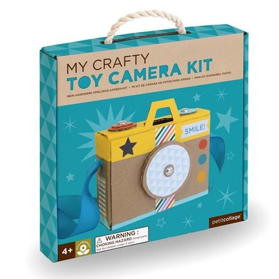 PETIT COLLAGE Crafty Camera Kit