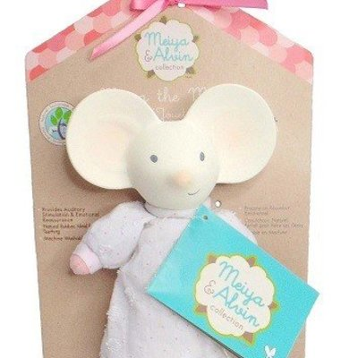 CREATIVE EDUCATION OF CANADA Meiya the Mouse Squeaker Toy