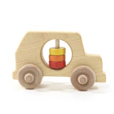 BANNOR TOYS Bannor Toys Maple Rattle