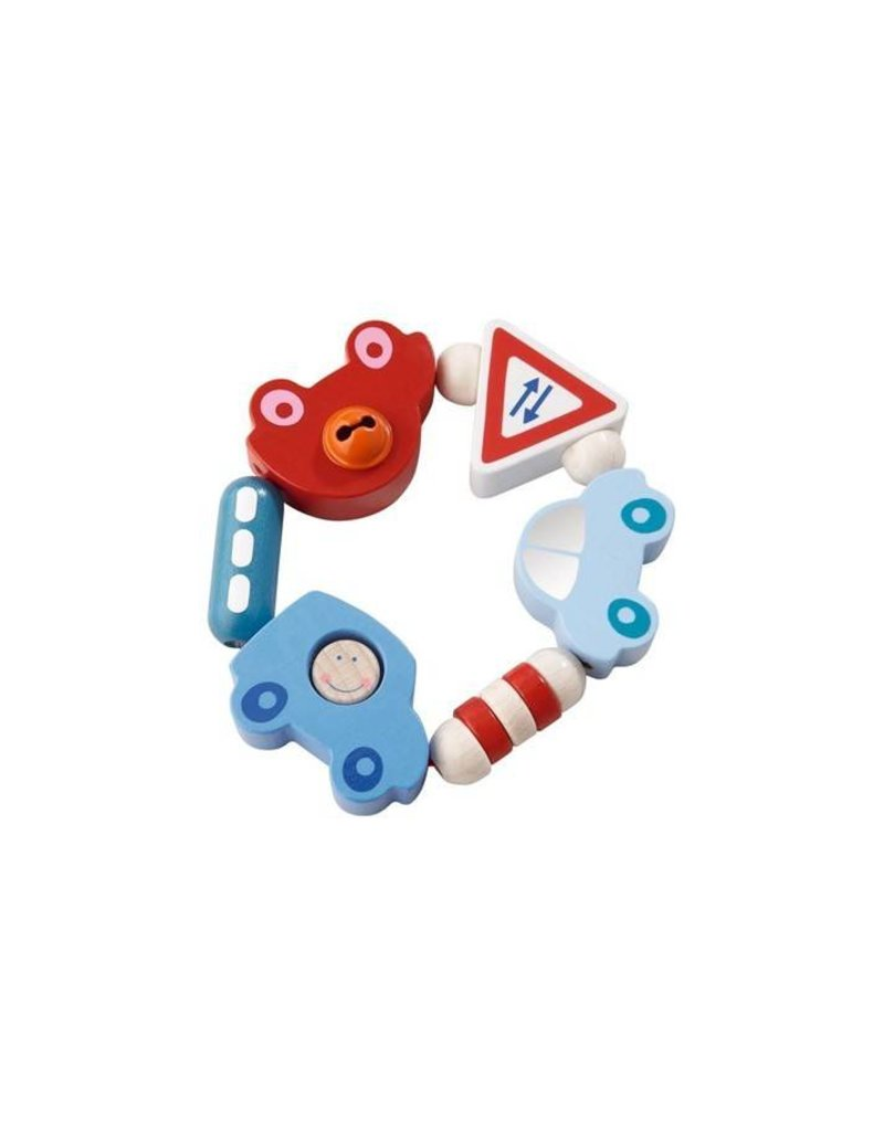 HABA Toot-Toot Clutching Toy