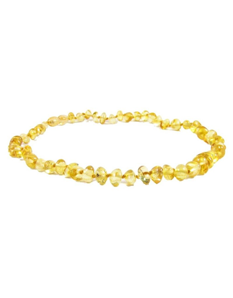 """THE AMBER MONKEY The Amber Monkey 12-13"""" Pop Clasp Necklace"""