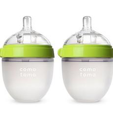 COMOTOMO Comotomo 5oz. Baby Bottle Double Pack