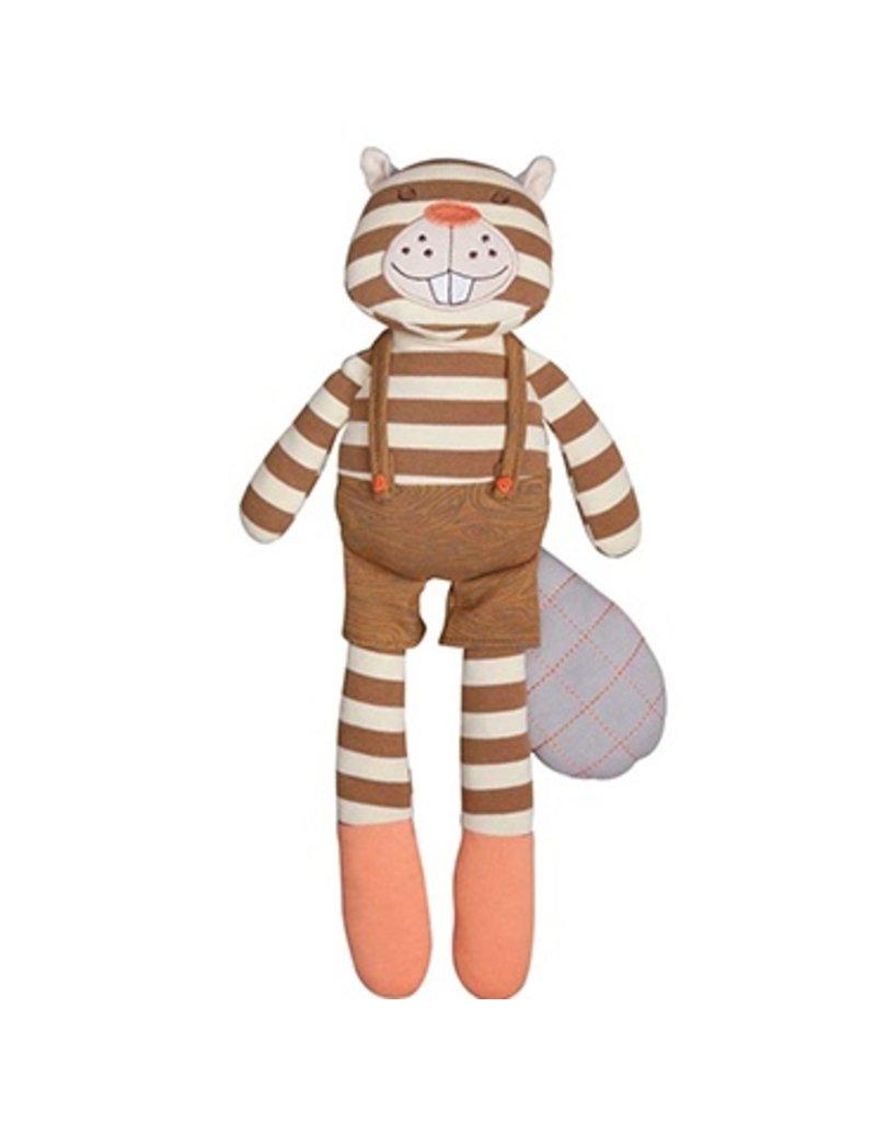 APPLE PARK Buster Beaver Plush Toy