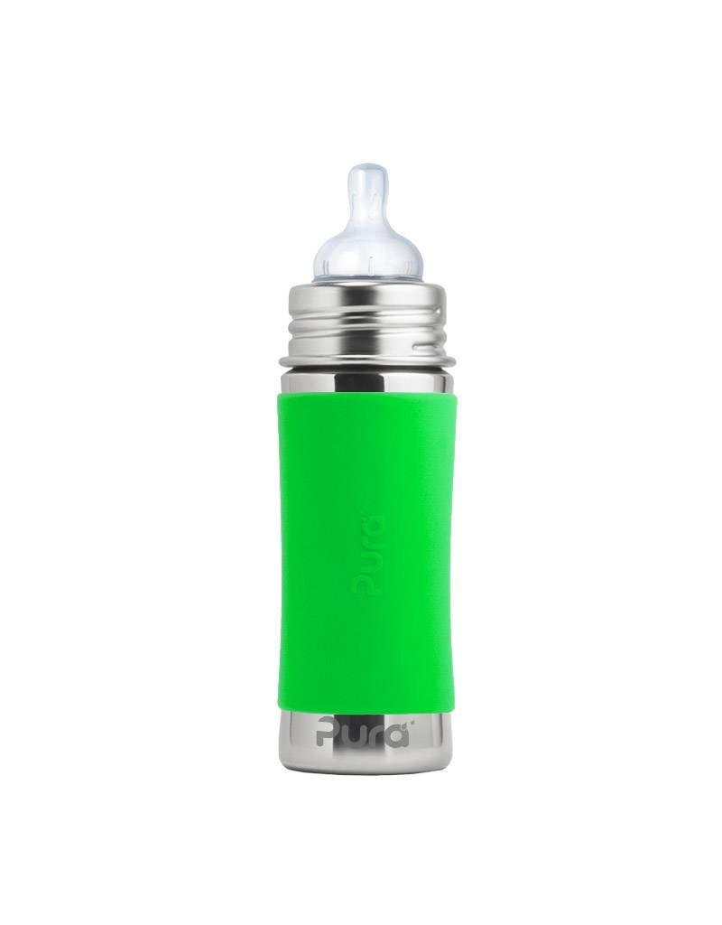 PURA Pura Stainless Bottle w/ Silicone Sleeve