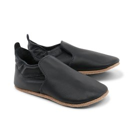 BOBUX Bobux Black Simple Soft Sole Shoe