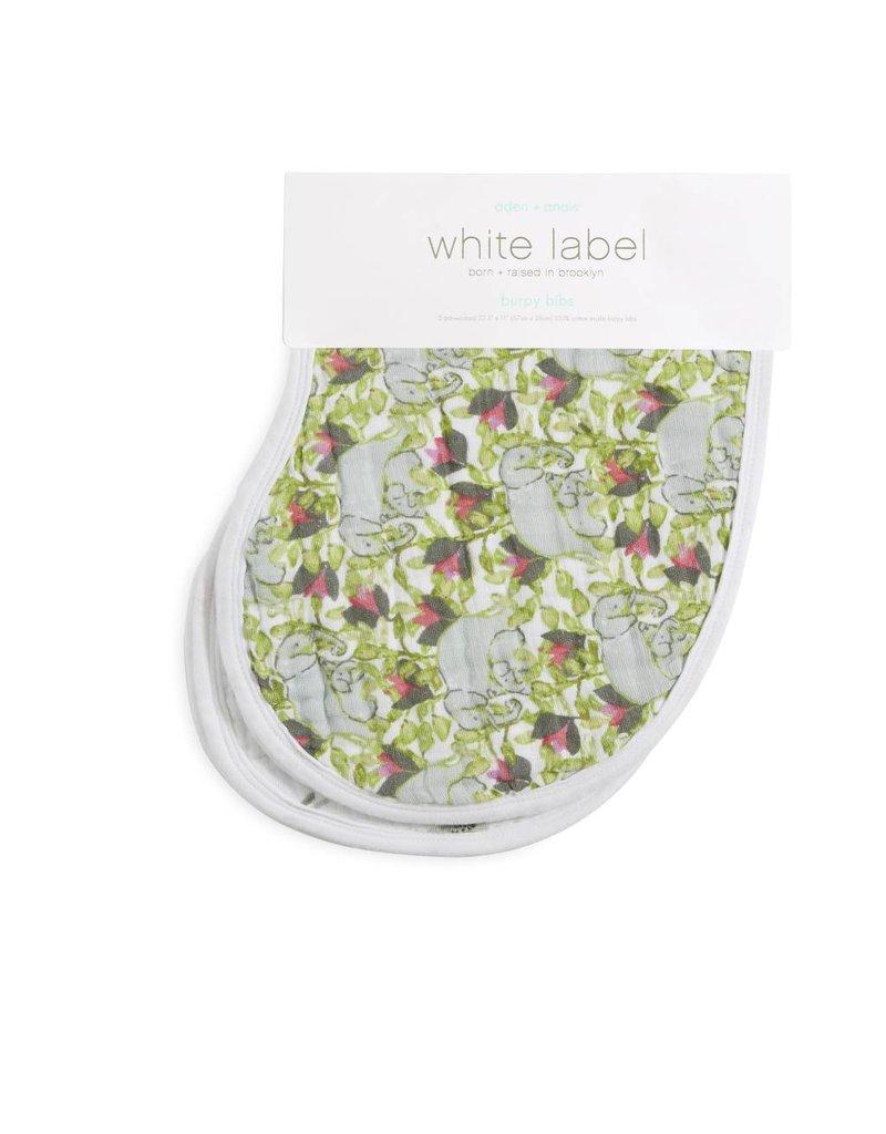 ADEN & ANAIS White Label Burpy Bib - 2 Pack