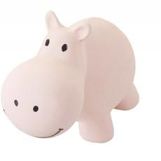 Tikiri Tikiri Hippo Rattle Toy