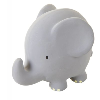 CREATIVE EDUCATION OF CANADA Tikiri Elephant Rattle Toy