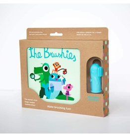 THE BRUSHIES Willa the Whale & The Brushies Book